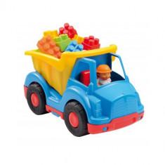 Camion Dumper cu Cuburi - Masinuta Ecoiffier