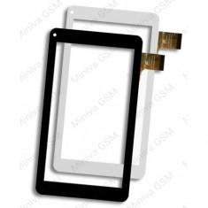 Touchscreen Geam Sticla Myria Classic MY8301 Alb