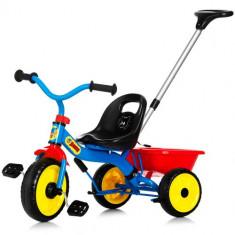 Tricicleta cu Maner Bamse - Tricicleta copii