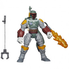 Star Wars - Figurina Boba Fett - Figurina Povesti Hasbro