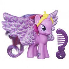 My Little Pony Twilight Sparkle cu Aripi - Figurina Povesti Hasbro