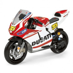 Motocicleta Ducati GP Valentino Rossi - Masinuta electrica copii Peg Perego