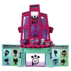 Littlest Pet Shop - Hotel Pawza - Figurina Povesti Hasbro