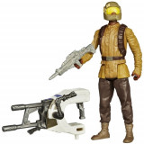 Figurina Star Wars The Force Awakens - Resistance Trooper - Figurina Povesti Hasbro