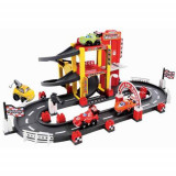 Set Constructii Abrick Fast Car Racing, Ecoiffier