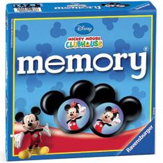 Jocul Memoriei Clubul lui Mickey Mouse - Jocuri Logica si inteligenta Ravensburger