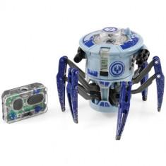 Microrobot Battle Spider albastru - Roboti de jucarie