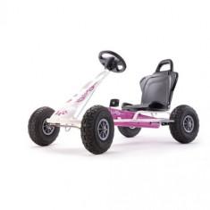 Kart Air Runner Flower - Kart cu pedale ferbedo