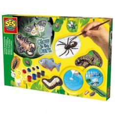 Set Animale Infricosatoare - Jocuri arta si creatie SeS