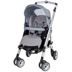 Carucior Loola Up Full Steel Grey - Carucior copii 2 in 1 Bebe Confort