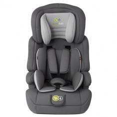 Scaun auto Comfort UP 9-36 kg Gri - Scaun auto copii Kinderkraft, 1-2-3 (9-36 kg), Isofix