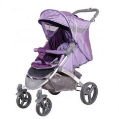 Carucior Sport Aveo Quattro Violet - Carucior copii 2 in 1 Coletto