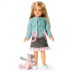 Papusa sonja hartmann Julia, 4-6 ani, Plastic, Fata