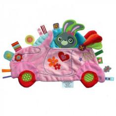 Minipaturica Holiday - Girl Car - Jucarie pentru patut