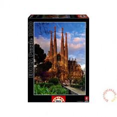 Puzzle Educa Sagrada Familia 1000 Piese
