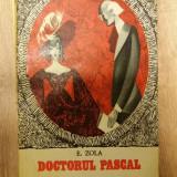 DOCTORUL PASCAL-E.ZOLA - Roman