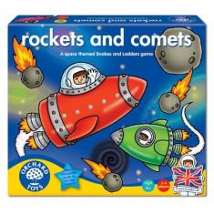 Joc de Societate Rachete si Comete - Joc board game