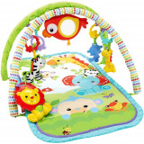 Centru Activitati Rainforest Friends 3 in 1 Musical Activity Gym