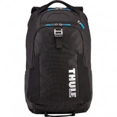 Rucsac Laptop Thule Professional Backpack Apple MacBook 17 Black - Geanta laptop THULE, Nailon, Negru