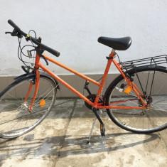 16 bicicleta second-hand, germania r28 - Bicicleta Dama, 21 inch, Numar viteze: 21