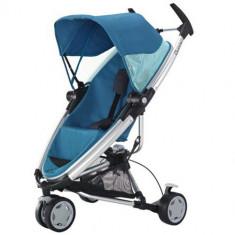 Carucior Zapp Extra Blue Scratch - Carucior copii 2 in 1 Quinny