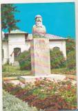 Bnk cp Valenii de Munte - Bustul lui N Iorga - necirculata, Printata