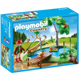 Country - Forester House - Lac pentru Pescuit, Playmobil