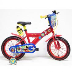 Bicicleta Mickey Mouse 14 inch - Bicicleta copii