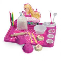 Setul Micului Artist Barbie - Jocuri arta si creatie Faro
