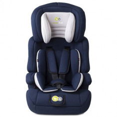 Scaun auto Comfort UP 9-36 kg Albastru - Scaun auto copii Kinderkraft, 1-2-3 (9-36 kg), Isofix