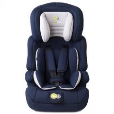 Scaun auto Comfort UP 9-36 kg Albastru - Scaun auto copii grupa 1-2-3 (9-36 kg) Kinderkraft, 1-2-3 (9-36 kg), Isofix