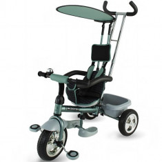 Tricicleta Scooter Plus Verde - Tricicleta copii DHS Baby
