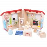 Mini Spitalul Animalelor - Boxa portabila