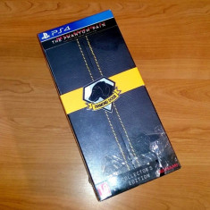 Joc PS4 - Metal Gear Solid V: The Phantom Pain Collector's Edition, sigilat - Jocuri PS4, Shooting, 18+