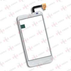 Touchscreen Geam Sticla uTOK 450Q Alb - Touchscreen telefon mobil