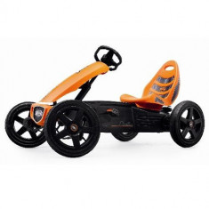 Kart Rally Orange - Kart cu pedale Berg Toys