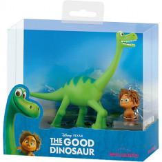 Set Figurine Arlo si Spot The Good Dinosaur - Figurina Povesti Bullyland