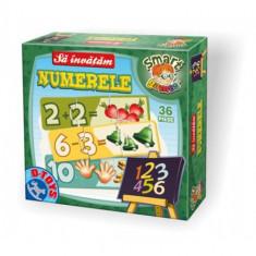 Joc Numerele - Jocuri Logica si inteligenta D-Toys