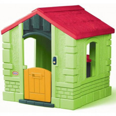 Casuta Secret Evergreen - Casuta copii Little Tikes