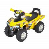 Masinuta ATV Yellow