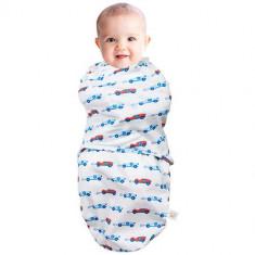 Sistem de Infasare Blue 0 - 3 luni - Prosop baie copii