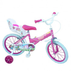 Bicicleta Mia and Me, 16 inch - Bicicleta copii Toimsa