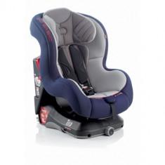Scaun Auto Exo Basic 9-18 kg Albastru cu Gri - Scaun auto copii grupa 0-1 (0-18 kg) Jane, 1 (9-18 kg), Isofix