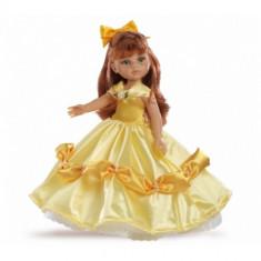 Papusa paola reina Cristi, 4-6 ani, Plastic, Fata