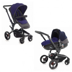 Sistemul Rider Reverse Matrix Light Bleumarin - Carucior copii 2 in 1 Jane