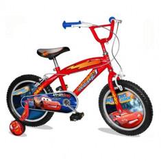 Bicicleta Cars, 16 inch - Bicicleta copii Stamp