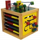 Jucarie de Dexteritate - Cubul Motric - Jocuri Logica si inteligenta