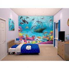 Tapet pentru Copii Sea Adventure - Decoratiuni petreceri copii