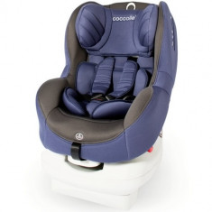 Scaun Auto MiraFix 0-18 kg Crown Blue - Scaun auto copii grupa 0-1 (0-18 kg) Coccolle, 0+ -1 (0-18 kg), Isofix, Albastru, Opus directiei de mers
