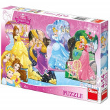 Puzzle 4 in 1 - Printese Jucause